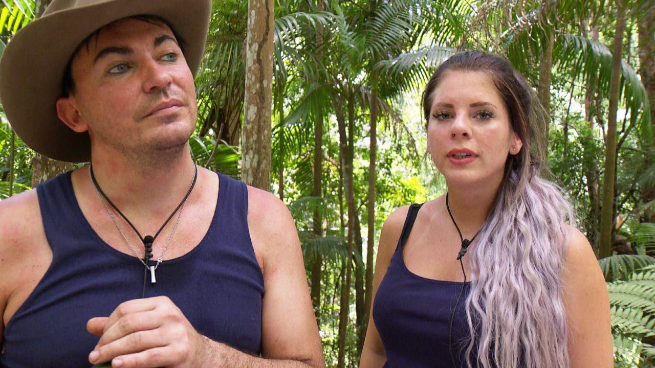 Dschungelcamp 2018 Das wahre Gesicht von Matthias
