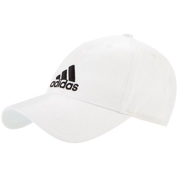 03d52ae185518 Adidas Performance Cap ( 20) ❤ liked on Polyvore featuring accessories