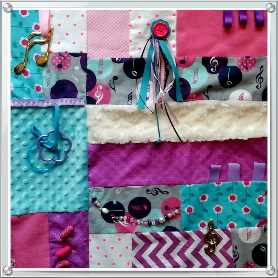 Fidget Quilts Let S Make Beautiful Musical Beads And