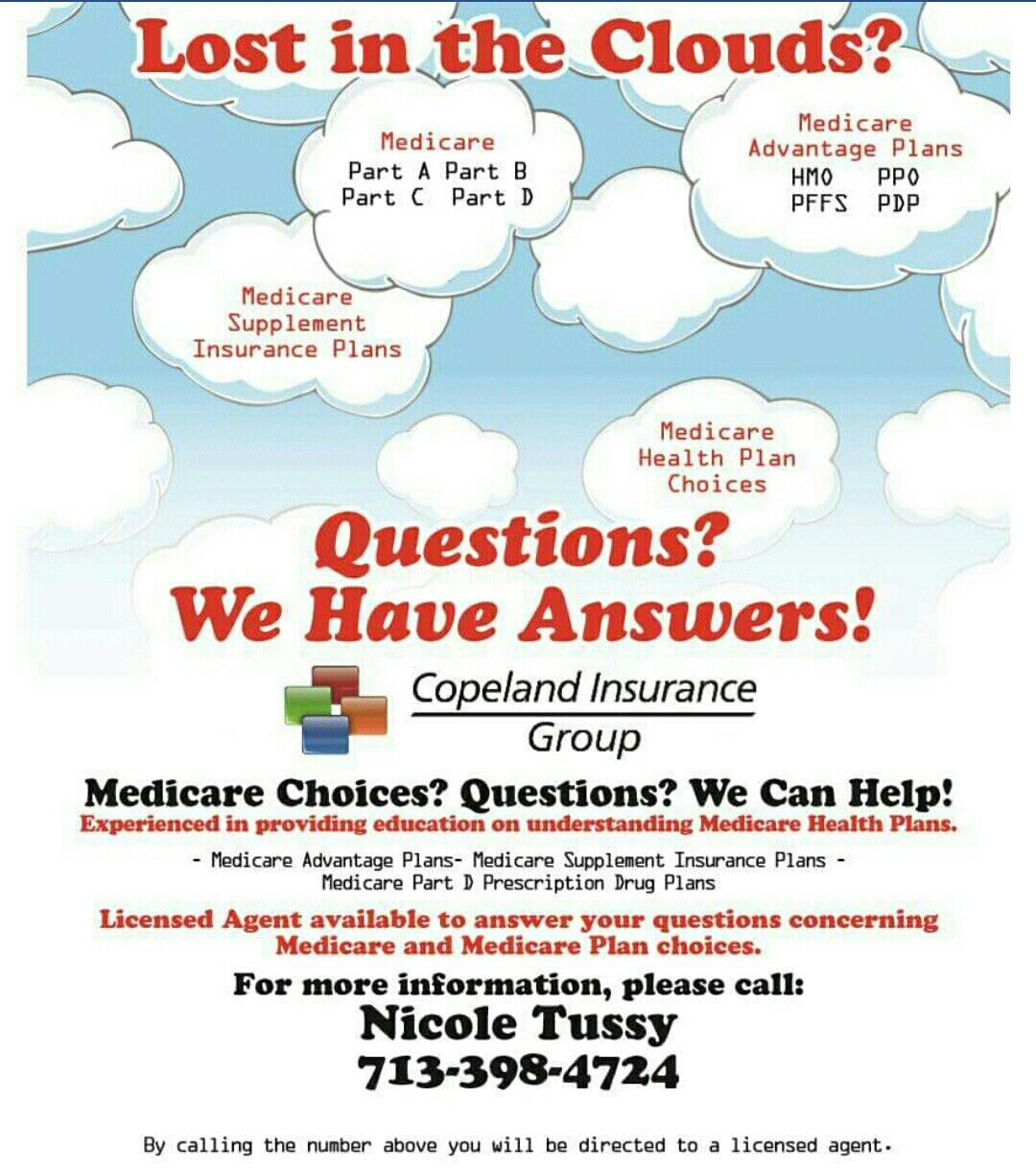Its the annual open enrollment for medicare plans i am a