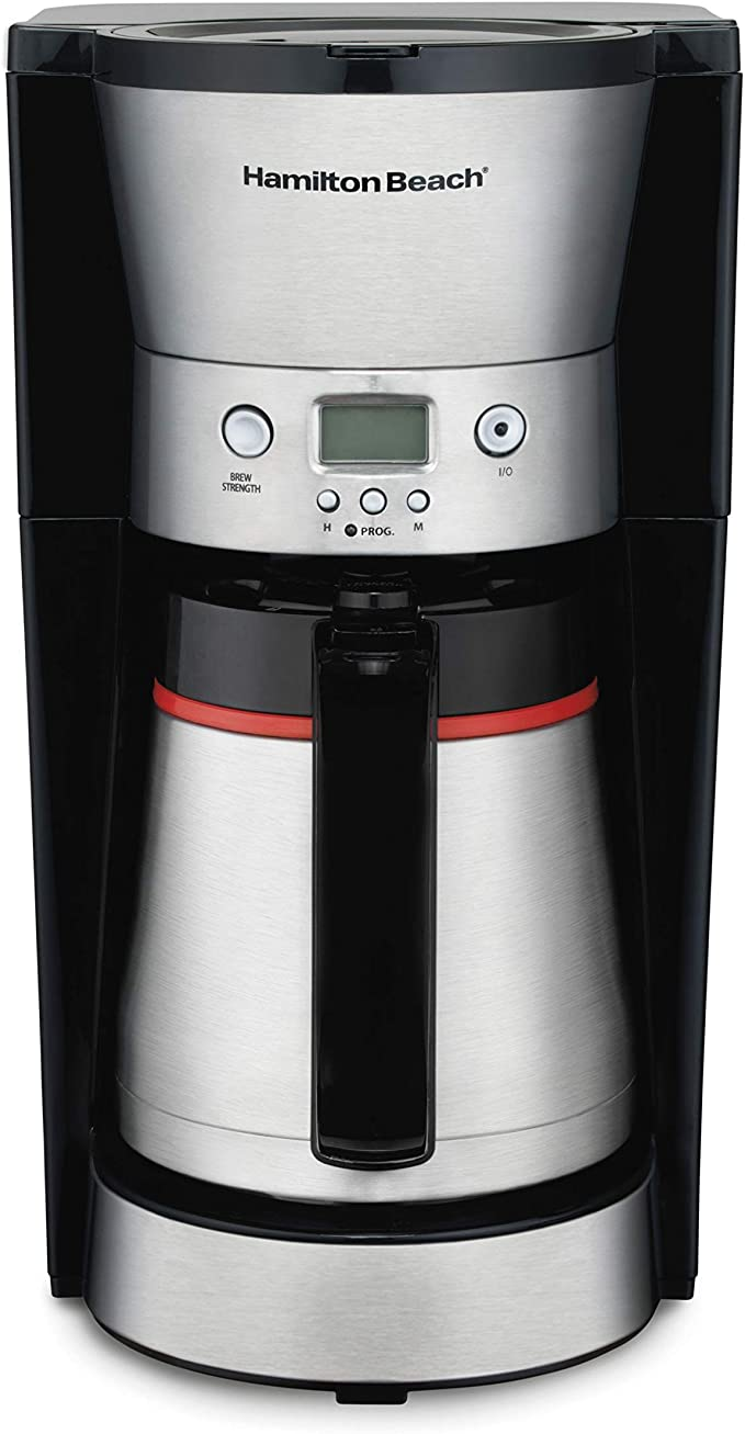 Hamilton Beach Thermal 10Cup Coffee Maker