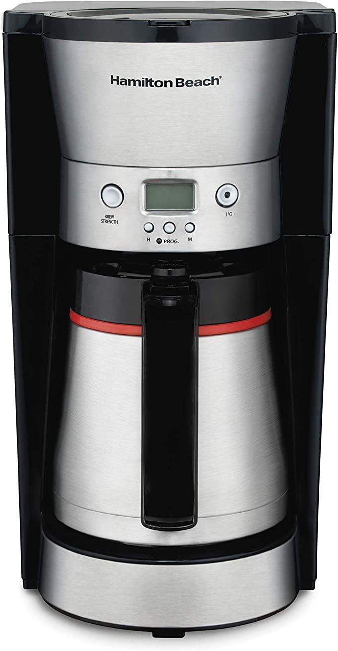 Hamilton Beach Thermal 10Cup Coffee Maker