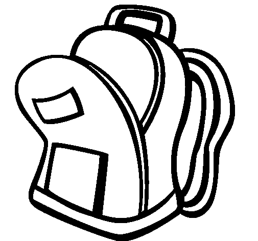 In The Bag Colouring Pages Page 2 Coloring Pages School Coloring Pages Colouring Pages