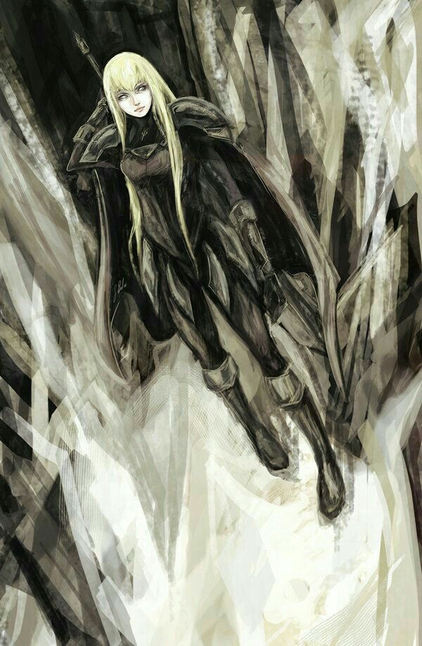Pin by Isabelle on Mini anime Claymore, Anime, Manga anime