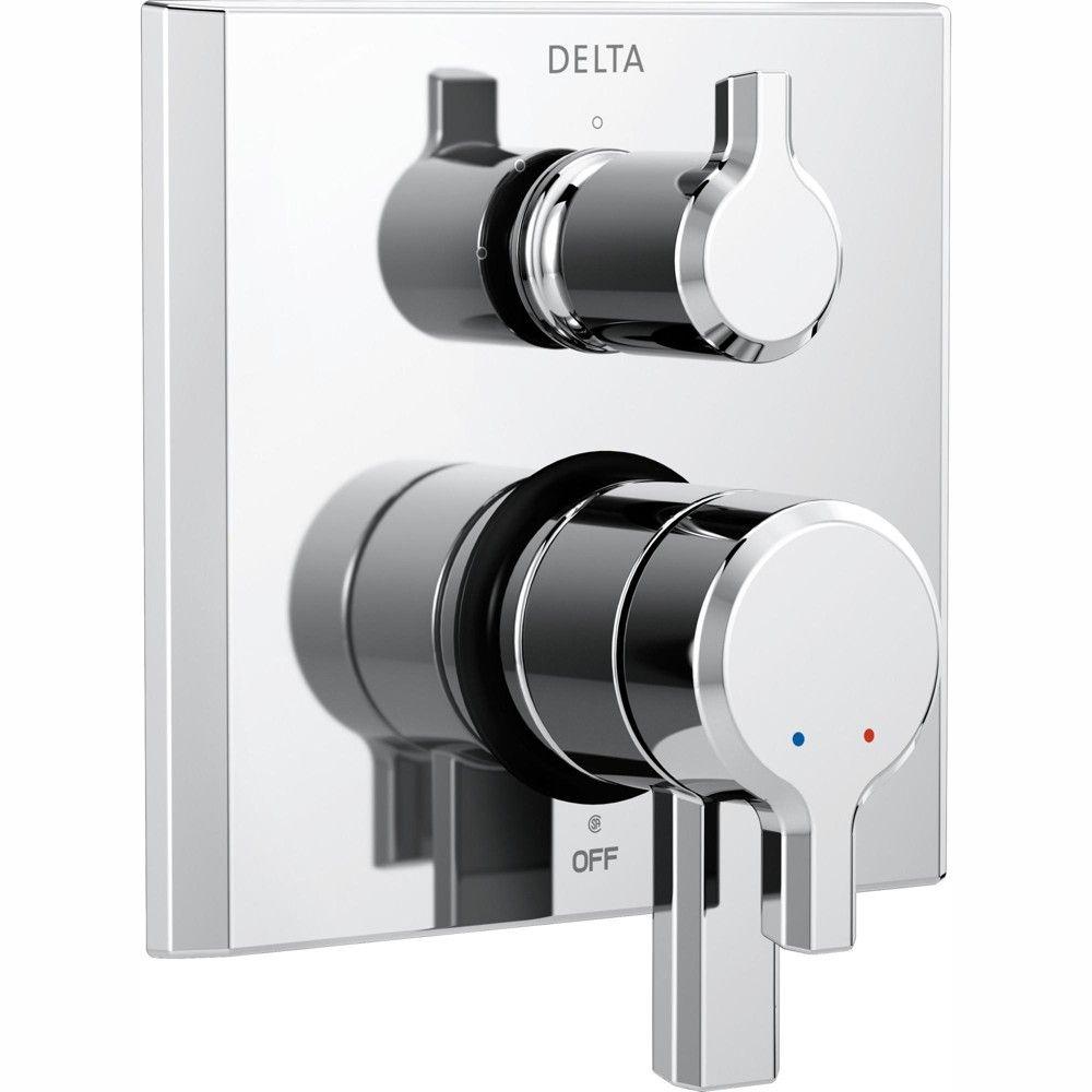 Delta Faucet T27899 Pivotal Monitor 17 Series Dual Pressure