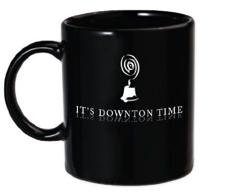 It S Downton Time Servants Bell 11 Ounce Ceramic Coffee Mug