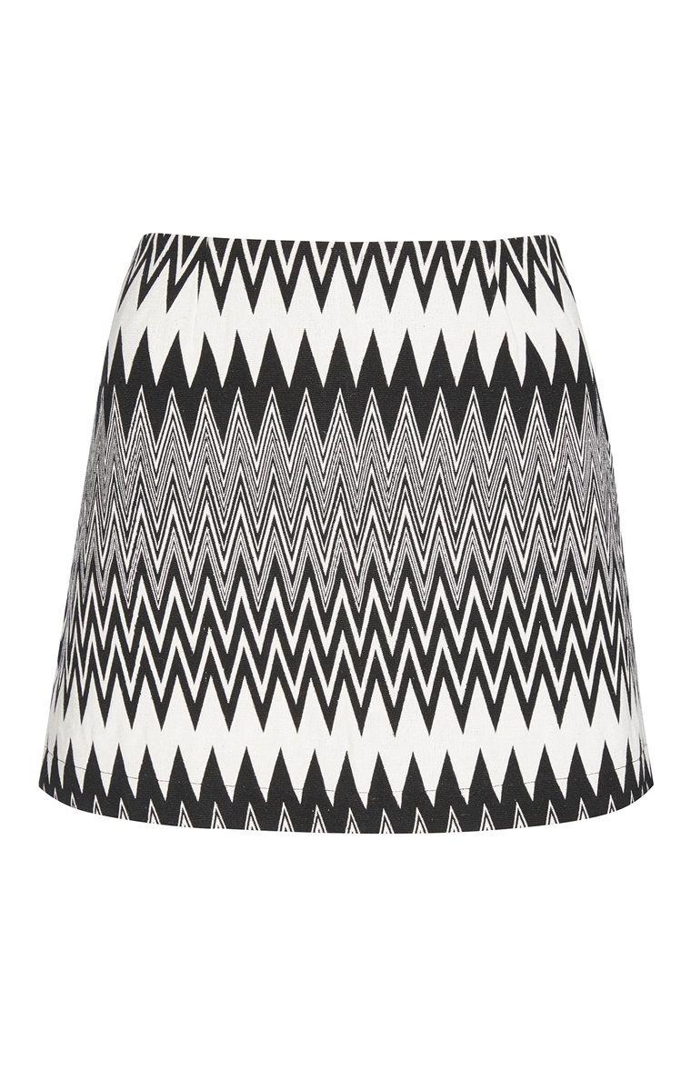 dc9a0708092 Primark - Black Tapestry Mini Skirt | fashion in 2019 | Mini skirts ...