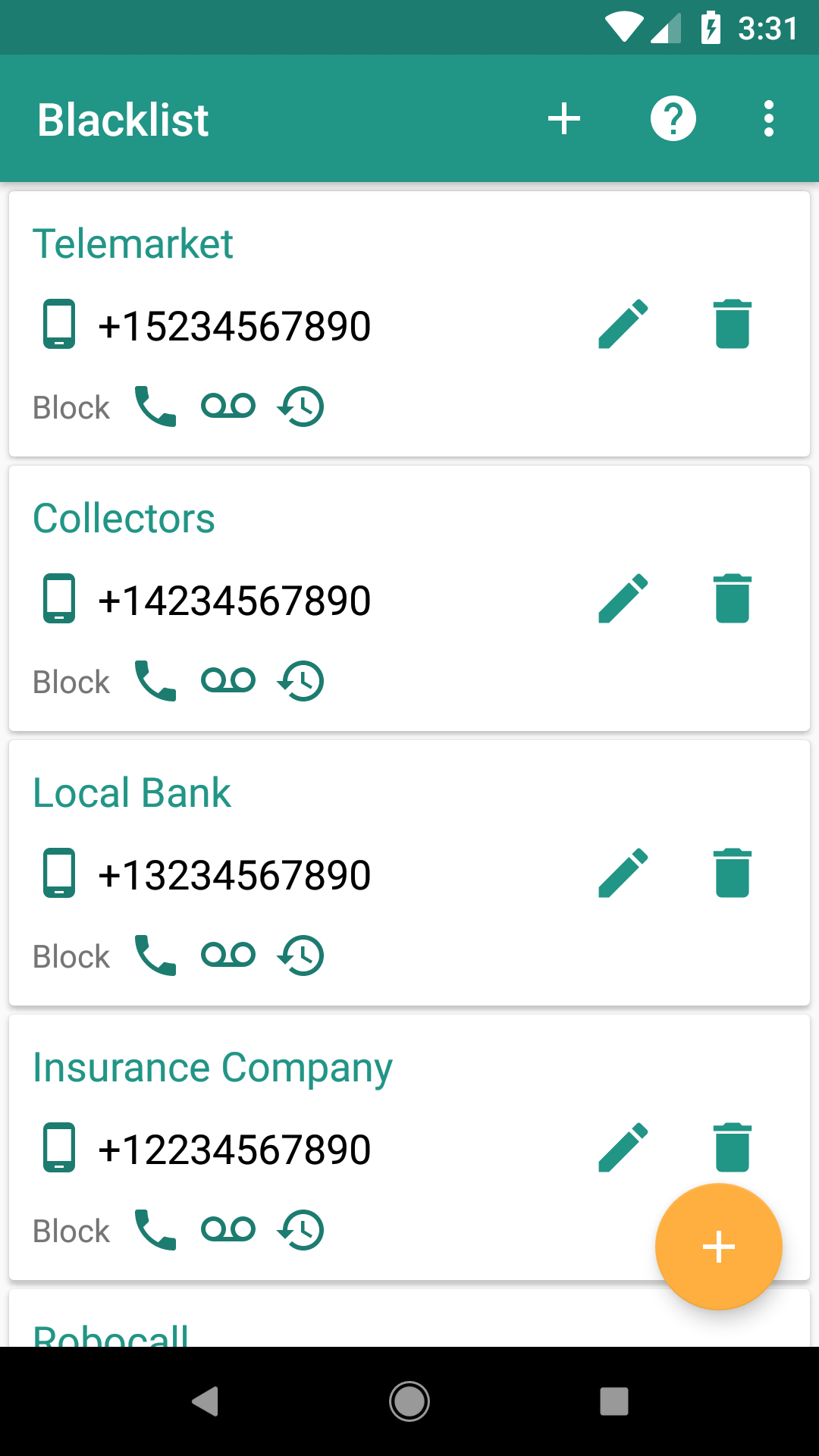 Voicemail call blocker helps you to block incoming phone calls and voicemail call blocker apps on google play m4hsunfo