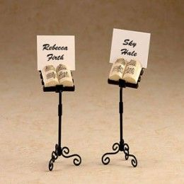 Inexpensive Favors For A Music Themed Wedding