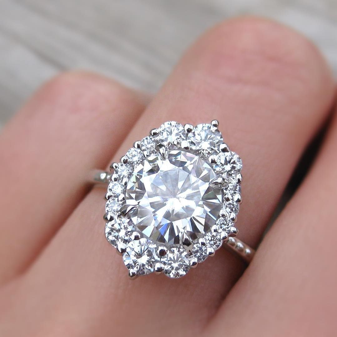 Closeup of the newest halo ring in the family. (See post from a ...