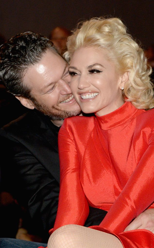 Blake Shelton & Gwen Stefani from The Big Picture: Today's Hot Pics | E! Online