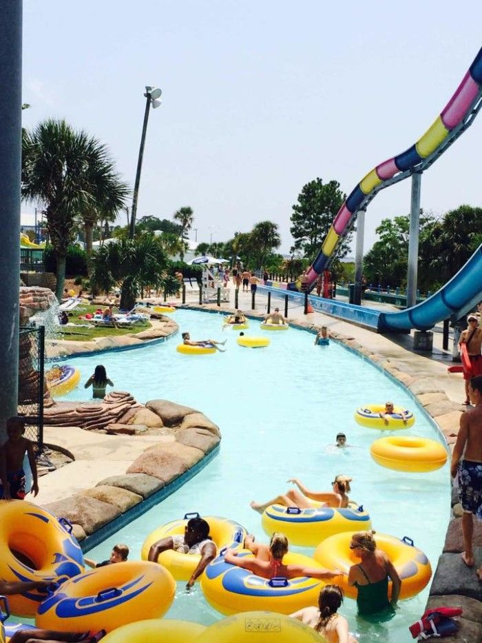 We Have Yet To Go The Waterpark In Our Own Backyard Waterville Usa Gulf Ss Alabama
