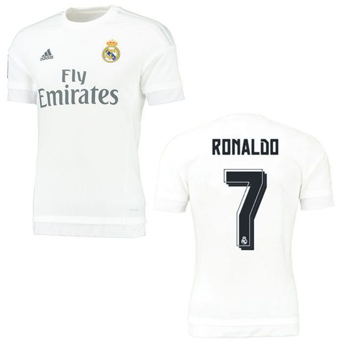 purchase cheap c0be7 4aa54 adidas real madrid ronaldo jersey