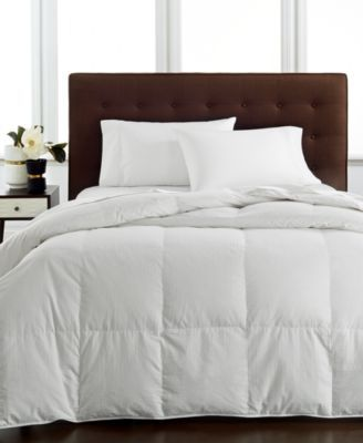 Hotel Collection Lightweight Siberian Down Comforters Macys Com