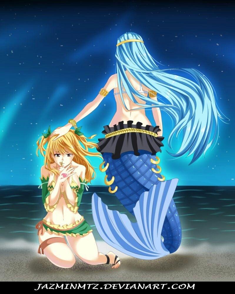 Team bring Aquarius back!!! | Anime | Fairy tail, Fairy tail