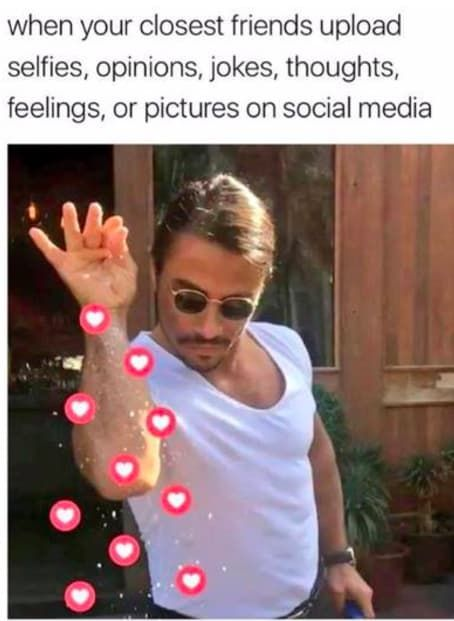 Literally Just 19 Memes You Ll Cherish If You Love Your Friends More Than Life Itself I Love My Friends Love Memes Love You Friend