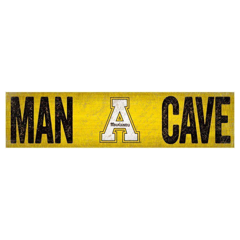 Fan Creations NCAA Man Cave Sign - C0845-APPALACHIAN STATE ...