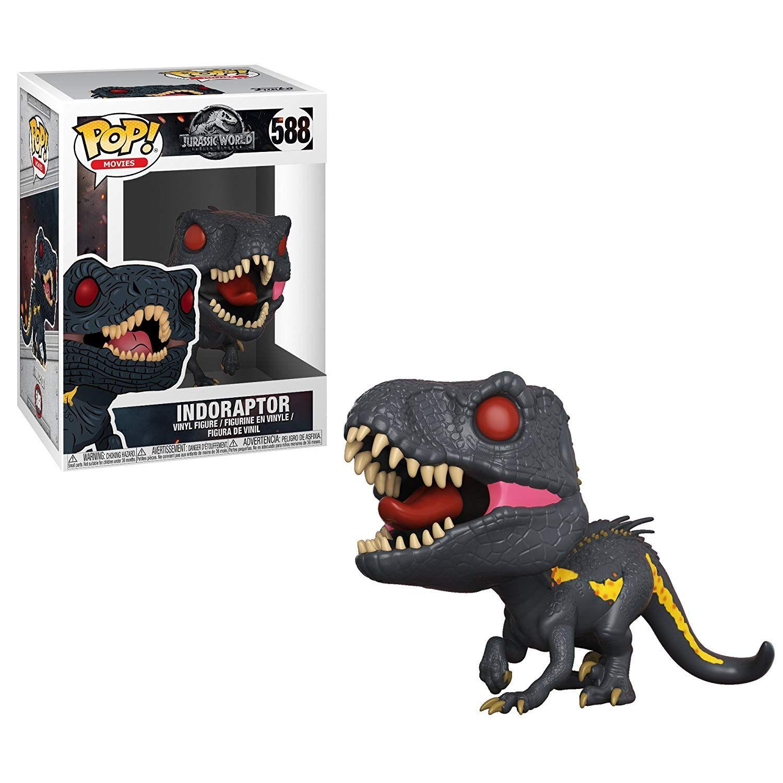 Dilophosaurus n°550 Jurassic Park Pop! Funko