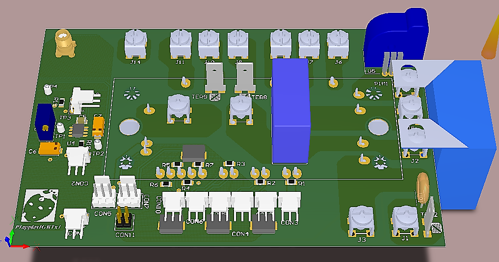 DIY 3-phase inverter #thearduinoshop   Arduino   Electronics