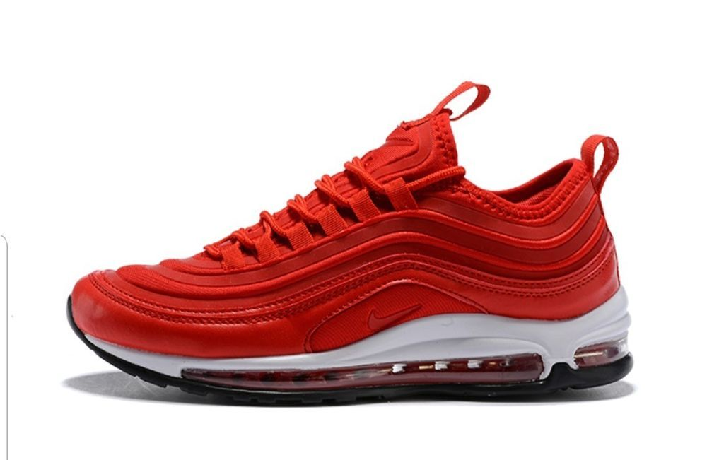 Nike Air Max 97 CVS Sport Red Trainers | Sneakers men, Nike