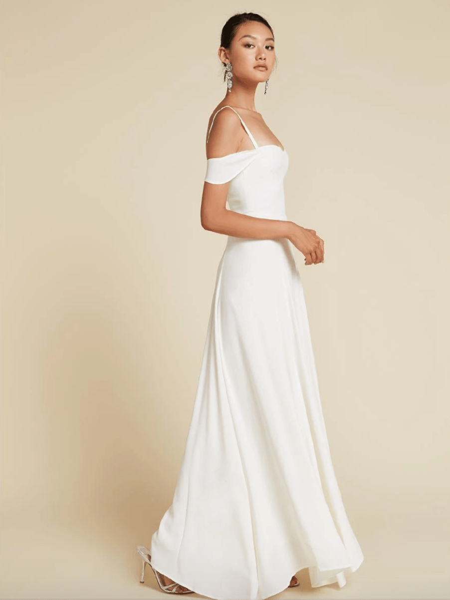 high street brands to shop for a wedding dress in