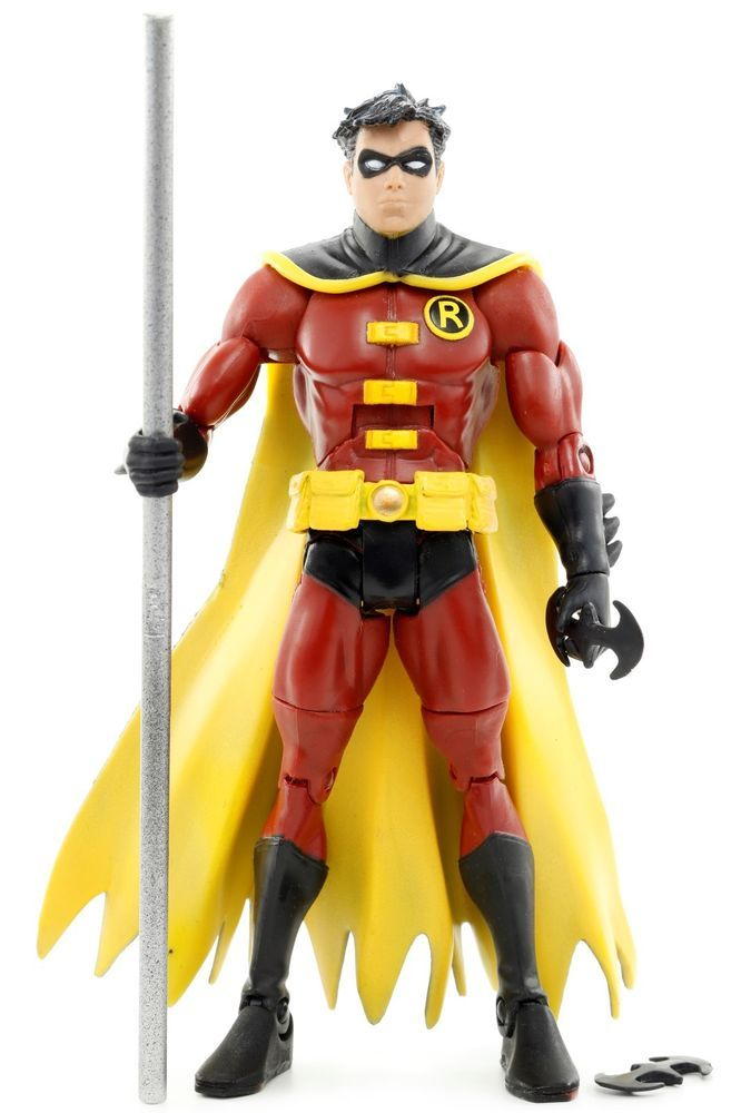 DC Collectibles Batman la série animée Tim Drake Robin Action Figure