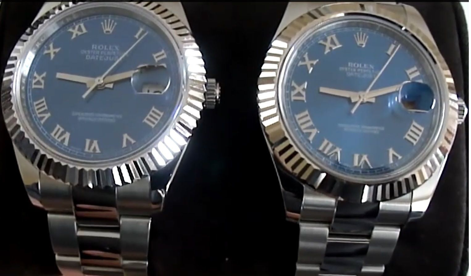 Rolex Datejust II Real vs Fake.  ce59531560