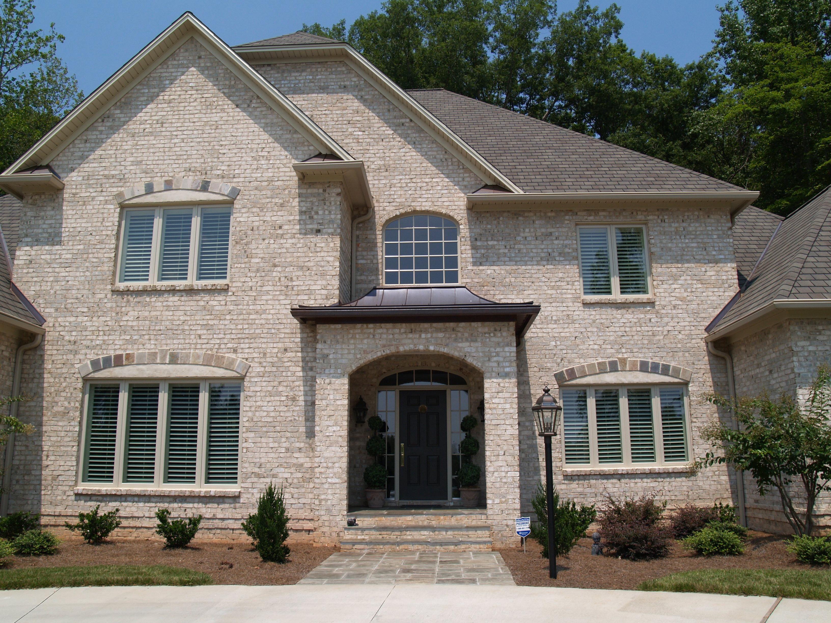 Home Made Of Pine Hall Brick 39 S Chesapeake Pearl Oversize