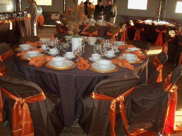 chocolate brown and orange wedding google search wedding ideas pinterest weddings. Black Bedroom Furniture Sets. Home Design Ideas