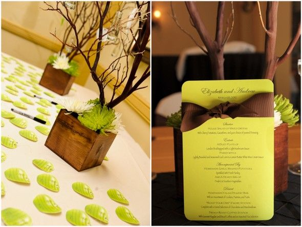 Green and brown wedding decoration ideas best decoration ideas 2018 wedding decoration green ideas brown and your color story 650 x 433 geette s a citrus wedding theme with the colors of orange junglespirit Choice Image