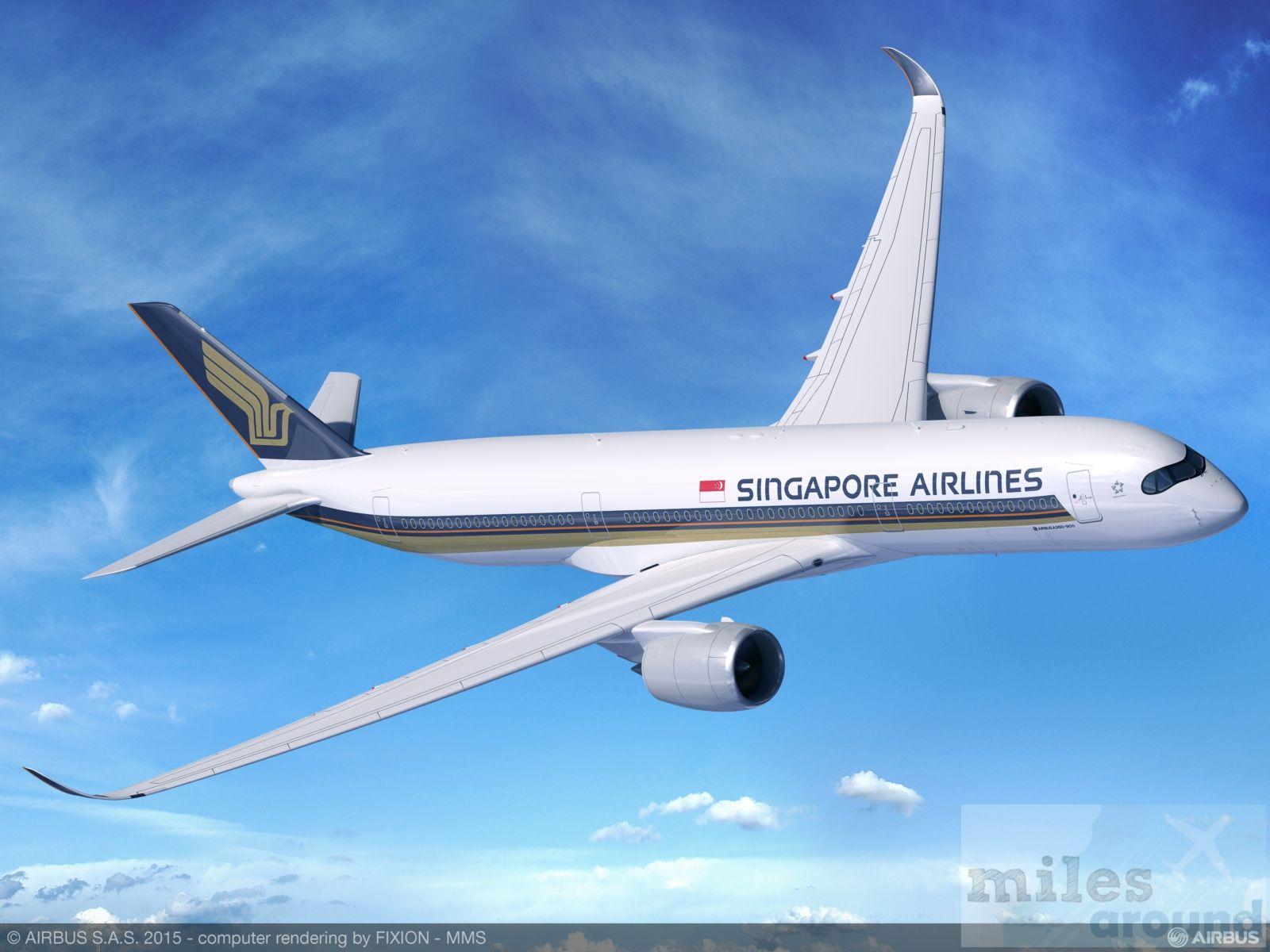 Vorbereitung auf den Erstflug mit der Airbus A350 nach