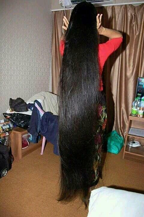 Pin Oleh Johnbluefish8768 Di Rambut Panjang Rambut Sangat Panjang Rambut Panjang Indah Rambut Panjang