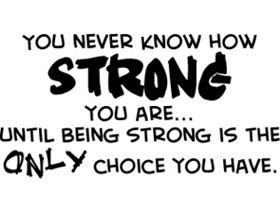 Image result for quotes about being strong