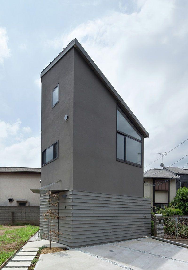 Attractive 11 Small Modern House Designs From Around The World. TraumhausModerne  HäuserKleine ...