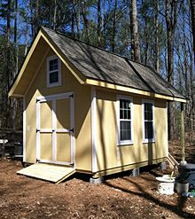 Atlanta Sheds And Garage Builders Atlanta Ga Custom Utility Sheds By Backyard Custom