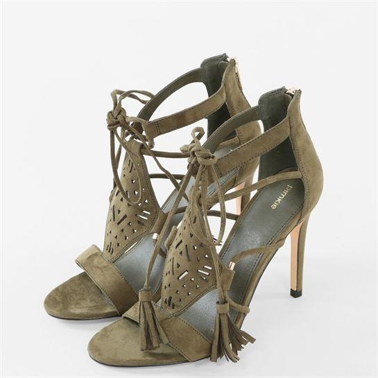 sandales talons collection chaussures pimkie france shoes pinterest pimkie france. Black Bedroom Furniture Sets. Home Design Ideas
