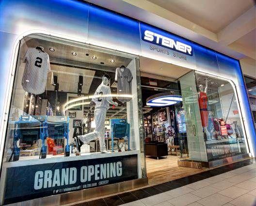 Steiner Sports Store, Roosevelt Field Mall Garden City, NY