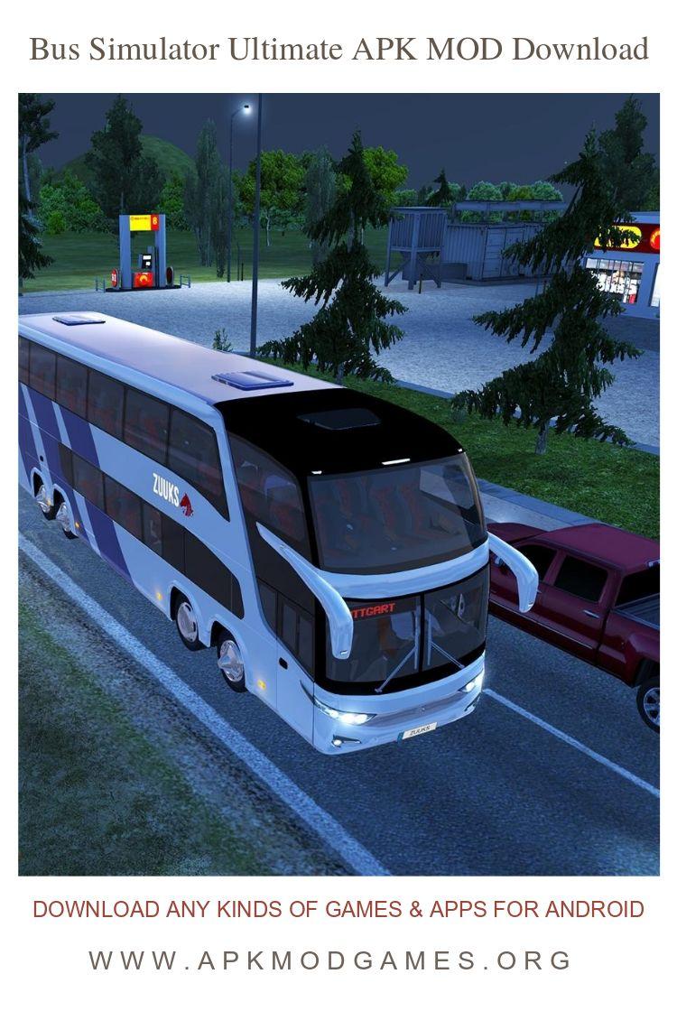 Bus Simulator Ultimate Apk Mod V1 1 8 Latest Vesion In 2020
