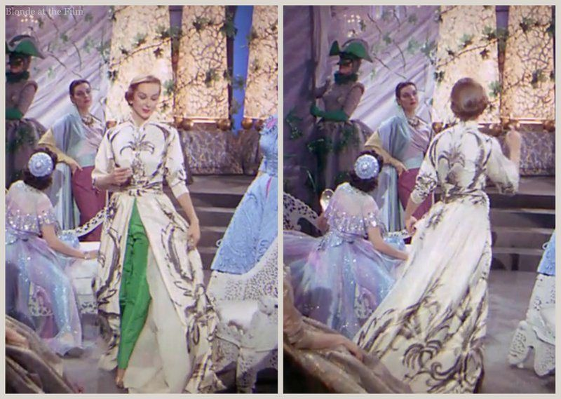 Lovely To Look At (1952) | That look, Movie costumes, Costume design