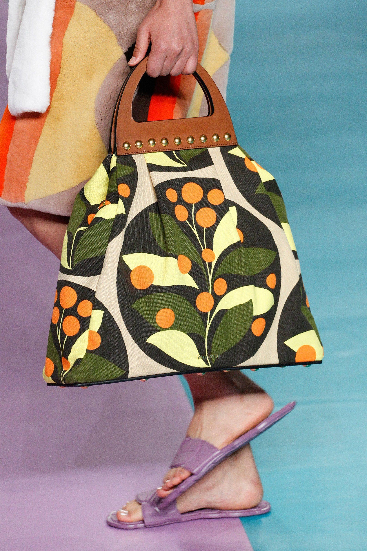 Miu Miu Tapestry Bag