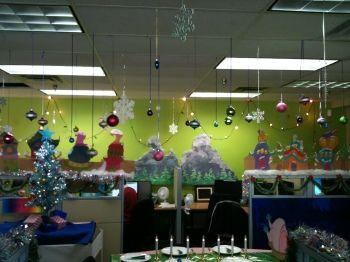 christmas office theme. grinch office theme christmas o