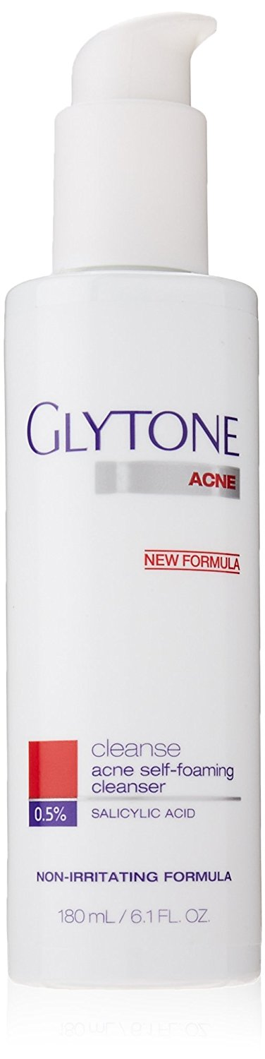 Glytone Acne Self Foaming Cleanser 6 1 Fl Oz This Is An Amazon Affiliate Link Click Image For More Details Cleanser Luxury Beauty Beauty