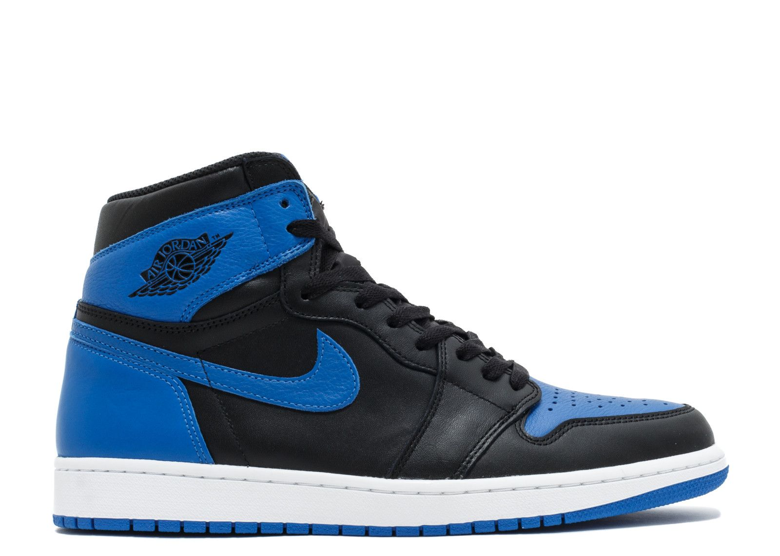 Air Jordan 1 Retro High Og Royal 2017 Release With Images