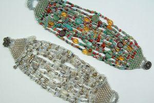 Multi Strand Bracelet   Funky Hannah's