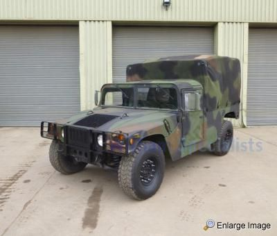 Humvee M998 1 1 4t 4x4 For Sale In The Uk 163 15k Mod
