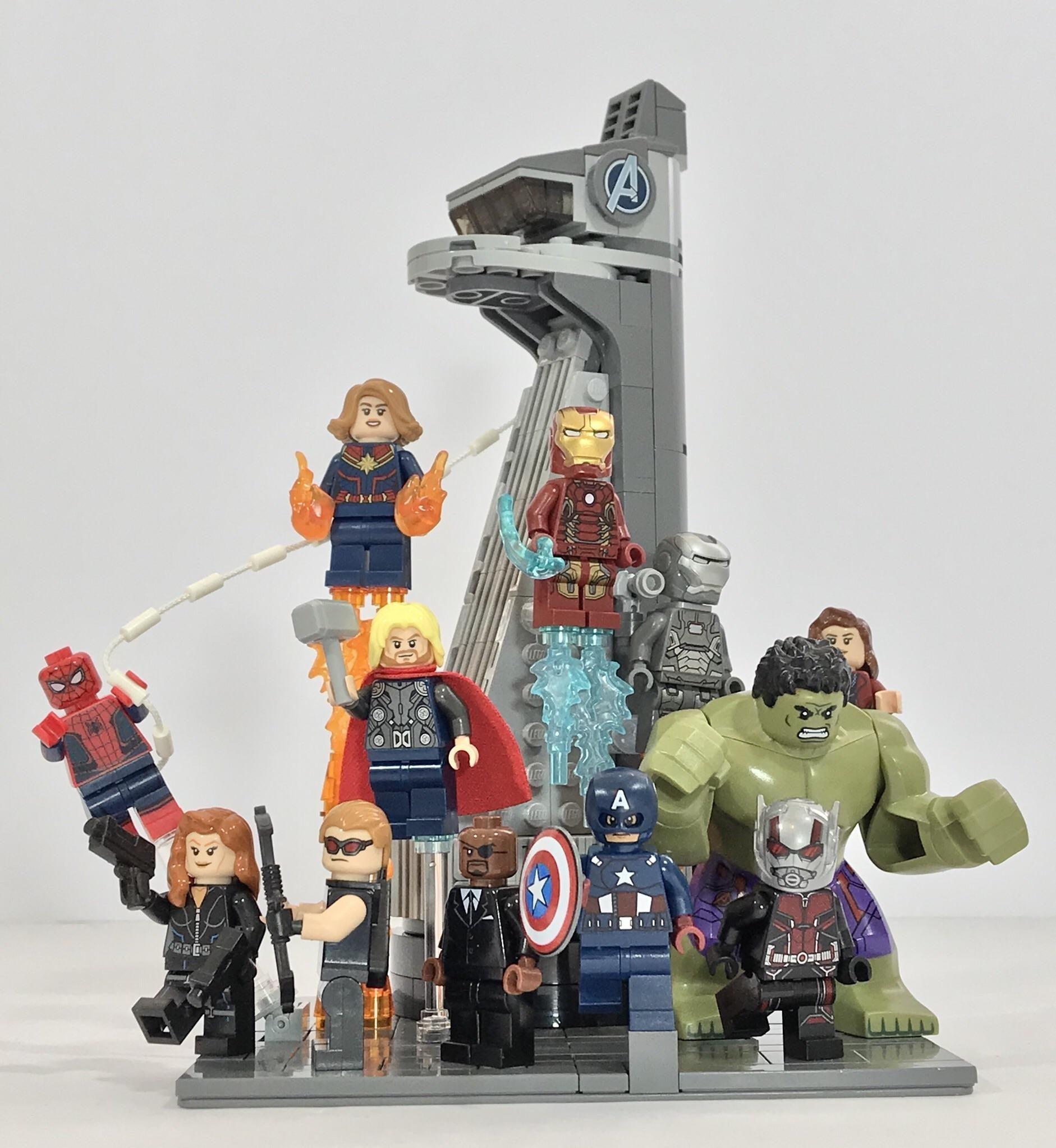 Earth S Mightiest Heroes Lego Lego Pictures Amazing Lego Creations Lego Custom Minifigures