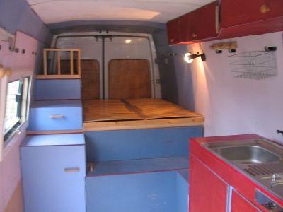 Très Sprinter - - Vous aménagé un camion en camping-car | Aménagement  TB74