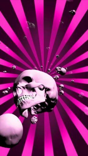 ThisnThat   skulls art in 2019   Skull wallpaper, Skull