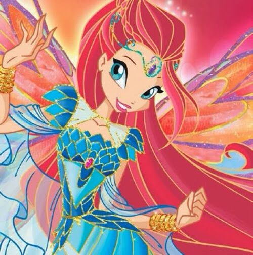 Bloomix bloom season 6 winx club in 2019 winx club - Winx magic bloomix ...