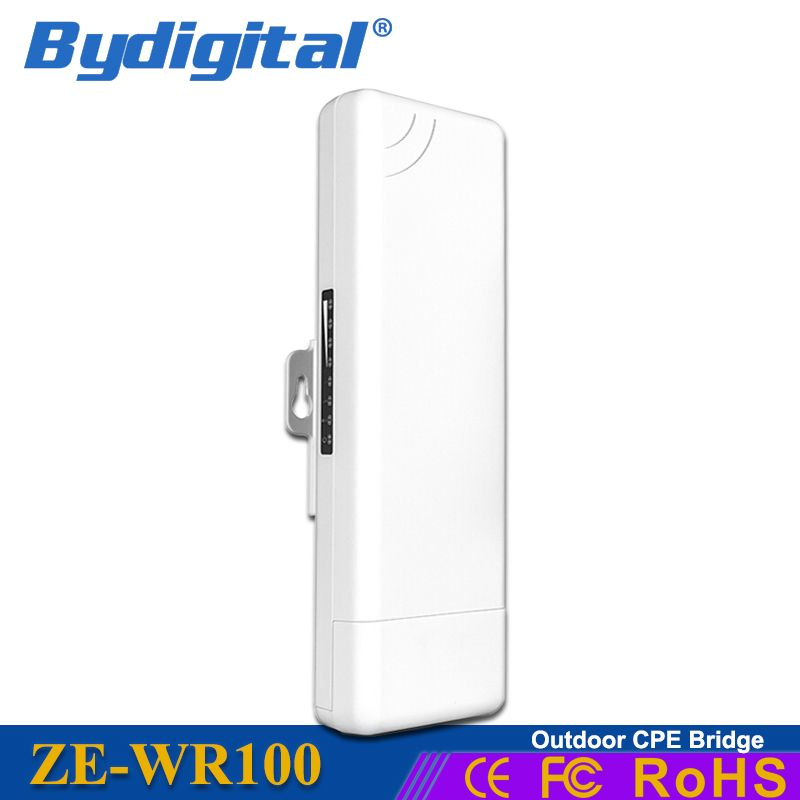 150Mbps CPE 2 4GHz wifi bridge Long Range wifi repeater outdoor